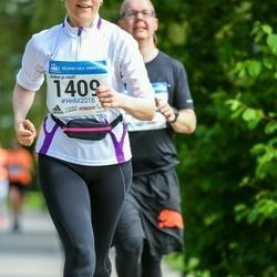 Helsinki Half Marathon - Elina Mäenpää (1409)