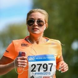 Helsinki Half Marathon - Aino Puuperä (2797)