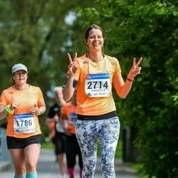 Helsinki Half Marathon - Nancy Lindfors (2714)