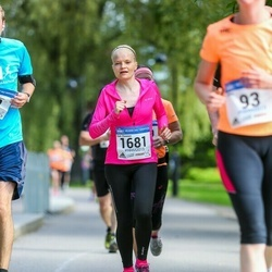 Helsinki Half Marathon - Outi Pesonen (1681)