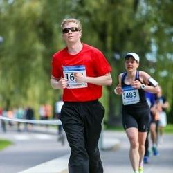 Helsinki Half Marathon - Ossi Piippo (1693)