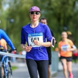 Helsinki Half Marathon - Riikka Järvinen (651)