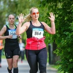Helsinki Half Marathon - Reet Kolkkanen (864)
