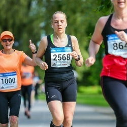 Helsinki Half Marathon - Mari Damskägg (2568)