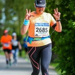Helsinki Half Marathon - Sari Kärnä (2685)