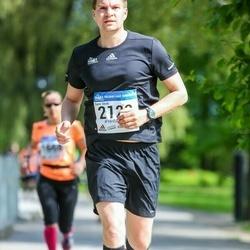 Helsinki Half Marathon - Sami Stedt (2122)