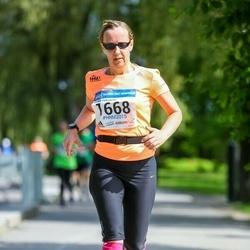 Helsinki Half Marathon - Marikki Peltoniemi (1668)