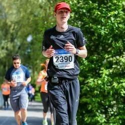 Helsinki Half Marathon - Paul Van Erk (2390)