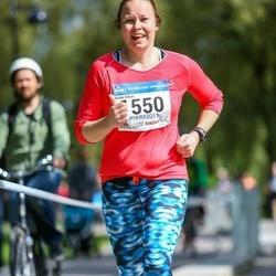Helsinki Half Marathon - Riitta Oikari (1550)
