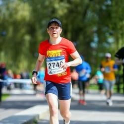 Helsinki Half Marathon - Mirva Myyrä (2740)