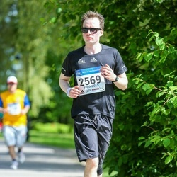 Helsinki Half Marathon - John Davies (2569)
