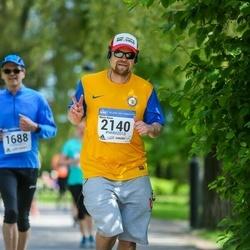 Helsinki Half Marathon - Kalle Sukanen (2140)
