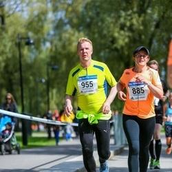 Helsinki Half Marathon - Janne Kulovuori (955)