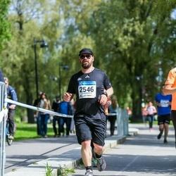 Helsinki Half Marathon - Mikko Aarne (2546)