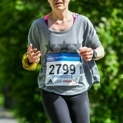 Helsinki Half Marathon - Hanna Pyrhönen (2799)