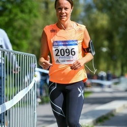Helsinki Half Marathon - Sabine Smeds (2096)