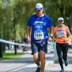 Helsinki Half Marathon - Marco Paz (1646)