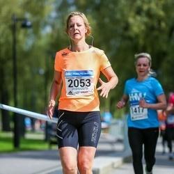 Helsinki Half Marathon - Mari Siivonen (2053)