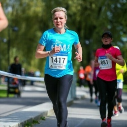 Helsinki Half Marathon - Marja Mäkelä (1417)