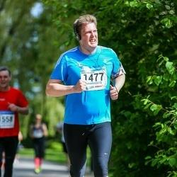 Helsinki Half Marathon - Markus Nieminen (1477)