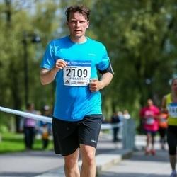 Helsinki Half Marathon - Niklas Sopanen (2109)