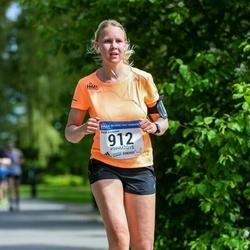 Helsinki Half Marathon - Heidi Koskinen (912)