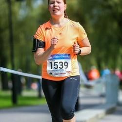 Helsinki Half Marathon - Outi Nyman (1539)
