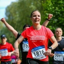 Helsinki Half Marathon - Päivi Rautio (1816)