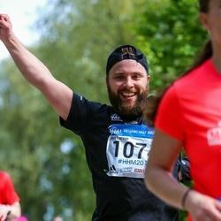 Helsinki Half Marathon - Seija Salo (1974)