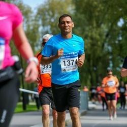 Helsinki Half Marathon - Charnjit Moudgil (1374)