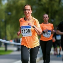 Helsinki Half Marathon - Ilona Munter (2738)
