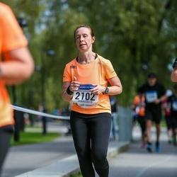 Helsinki Half Marathon - Aleksandra Sohlman (2102)