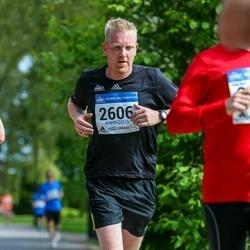 Helsinki Half Marathon - Antti Hiekkala (2606)