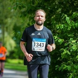 Helsinki Half Marathon - Matti Meuronen (1343)