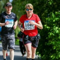 Helsinki Half Marathon - Tiina Laiho (1040)