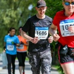 Helsinki Half Marathon - Mika Pietilä (1686)
