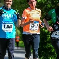Helsinki Half Marathon - Hannakaisa Shehu (2043)