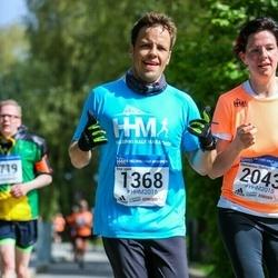 Helsinki Half Marathon - Henry Mononen (1368)