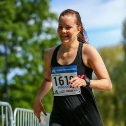 Helsinki Half Marathon - Tea Pajunoja (1610)