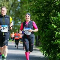 Helsinki Half Marathon - Kaija Savolainen (2832)