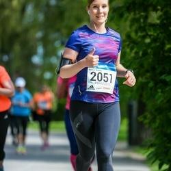Helsinki Half Marathon - Hanna Siimes (2051)