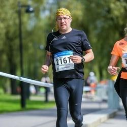 Helsinki Half Marathon - Stephen Sutton (2161)