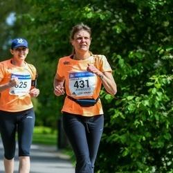 Helsinki Half Marathon - Carmela Hellsten (431)