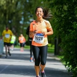 Helsinki Half Marathon - Justine Foo (3028)