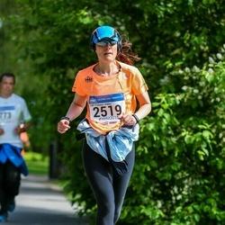 Helsinki Half Marathon - Kirsi Väänänen (2519)