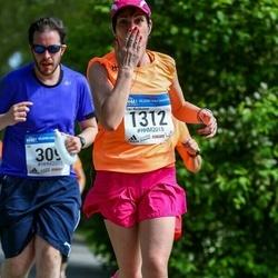 Helsinki Half Marathon - Sari Matikainen (1312)