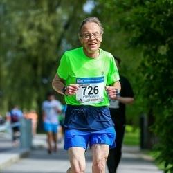 Helsinki Half Marathon - Sören Karlsson (726)