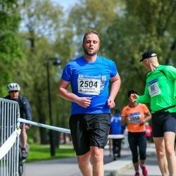 Helsinki Half Marathon - Kalle Vuorinen (2504)