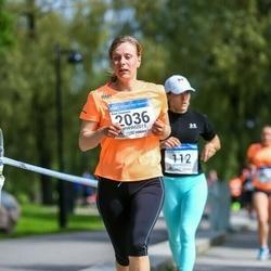 Helsinki Half Marathon - Anne Seppänen (2036)
