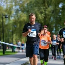 Helsinki Half Marathon - Tommi Granholm (3029)